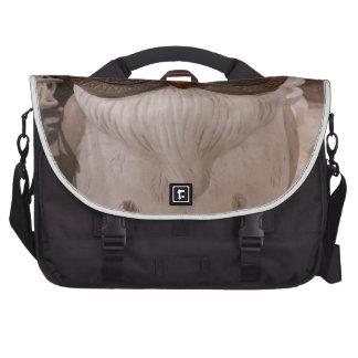 White Owl Commuter Bag