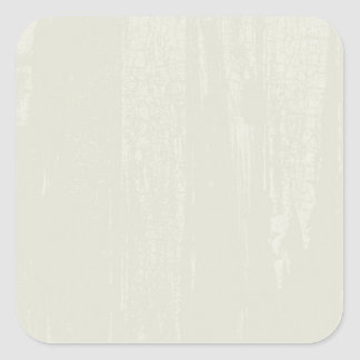 white paint square sticker