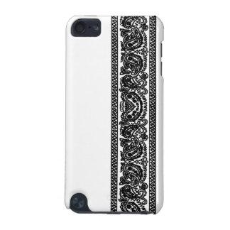 White Paisley Bandana  iPod Touch 5G Case