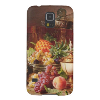 White Parrot exotic fruit bird cockatiel Galaxy S5 Cover