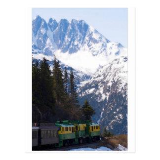 White Pass 9 Postcard