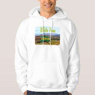 White Pass Basic Hooded Sweatshirt