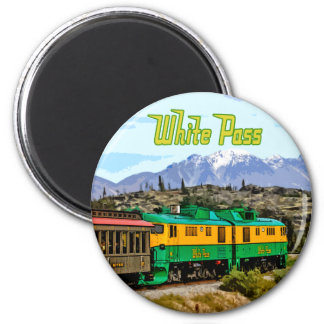 White Pass Magnet