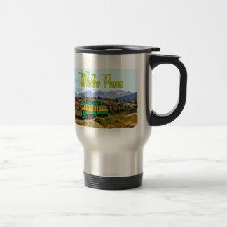 White Pass Stainless Steel Travel Mug