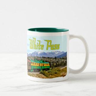White Pass Two-Tone Mug