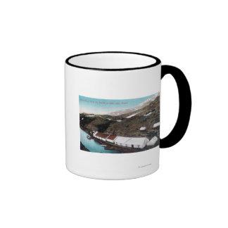 White Pass & Yukon Railroad Train Coffee Mug