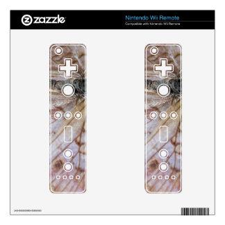 White Peacock Anartia Jatrophae Wii Remote Skins