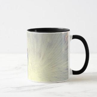 White Peacock Fine Art Photography Mug