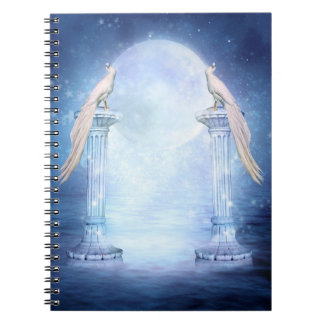 White Peacocks Notebook