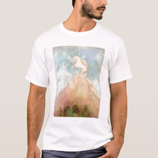 White Pegasus, c.1908 (oil on canvas) T-Shirt