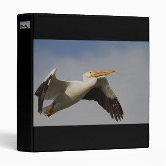 White Pelican Departure Binder