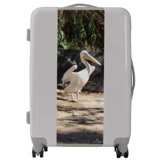 White Pelican Suitcase Luggage