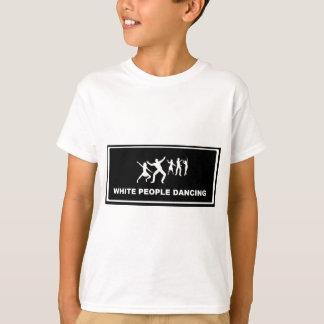 White Peopl T-Shirt