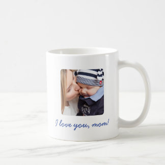 White Personalized Mothers Day Mug