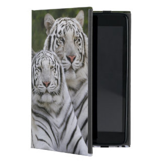 White phase, Bengal Tiger, Tigris iPad Mini Cases