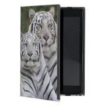 White phase, Bengal Tiger, Tigris iPad Mini Cover