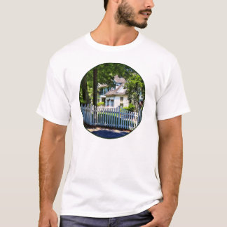 White Picket Fence T-Shirt