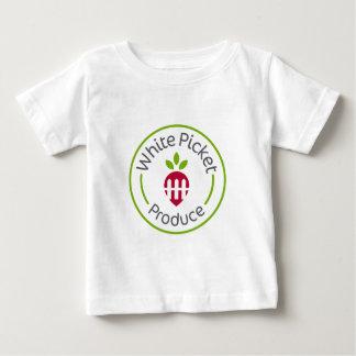 White Picket Produce Apparel Tee Shirt