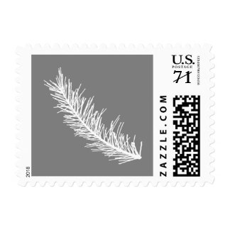 White Pine Holiday Stamp