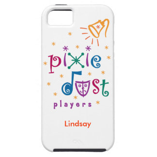 White Pixie Dust Players iPhone 5 Case