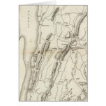 White Plains and Weapons Greeting Card