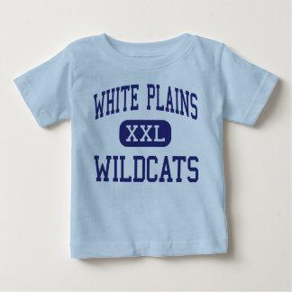 White Plains - gatos monteses - alto - Anniston Playera
