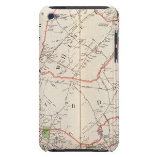 White Plains Harrison ciudades de Rye iPod Case-Mate Coberturas