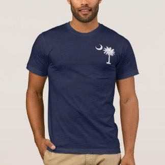 White Pocket Palmetto T-Shirt
