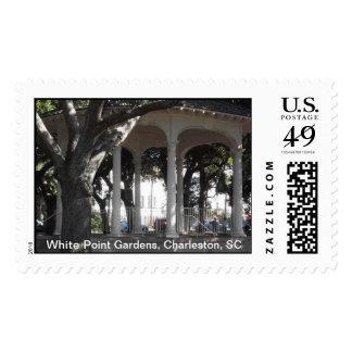 White Point Gardens, Charleston, SC Postage