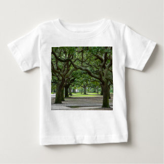 White Point Gardens Painterly Baby T-Shirt