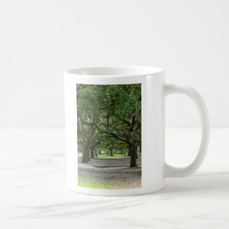 White Point Gardens Painterly Coffee Mug