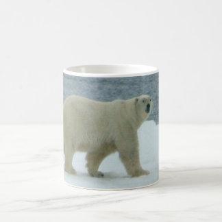 White Polar Bear Coffee Mug
