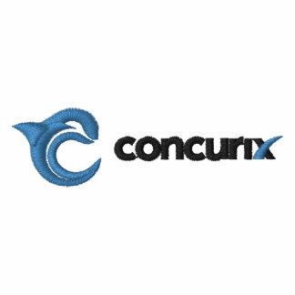 White Polo with Concurix Logo
