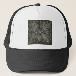 White Pulsating Strokes on Black Hats