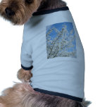 White Purity Dog T Shirt