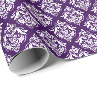 damask wrapping paper Product features damask glitter effect printed gift wrapping sheets high quality material: paper.