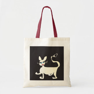White pussycat >Animal Bag