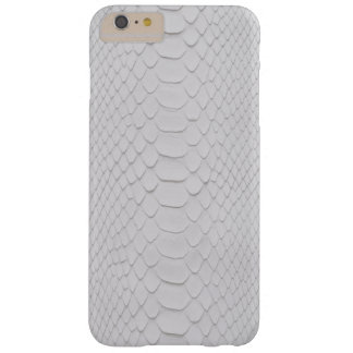 White Python Barely There iPhone 6 Plus Case