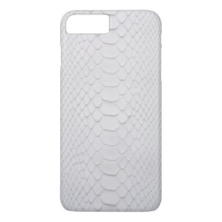 White Python iPhone 7 Plus Case
