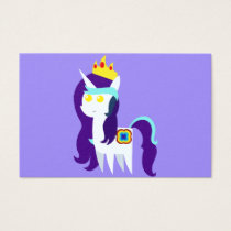 White Quadrupedal Character 100 BUSINESS CARDS