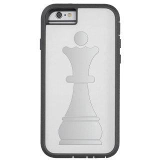 White queen chess piece tough xtreme iPhone 6 case