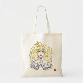 White Queen tote