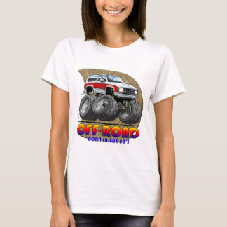 White_R_B2.png T-Shirt