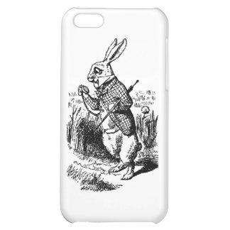 White Rabbit - Alice in Wonderland iPhone 5C Cover