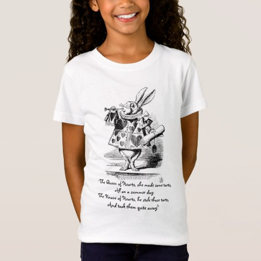 White Rabbit as Herald T-Shirt