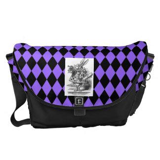 White Rabbit bag, customize color Courier Bag