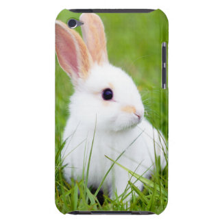 White Rabbit Barely There iPod Case