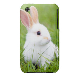 White Rabbit iPhone 3 Cover