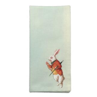 White Rabbit Cloth Napkins