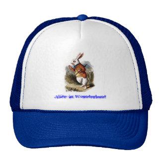 White Rabbit (color) Trucker Hat